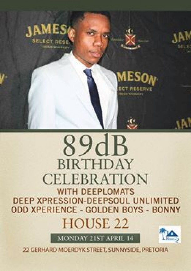 89dB Birthday Celebration