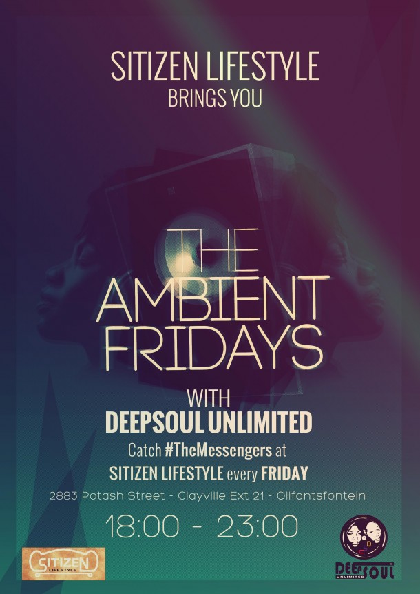 THE AMBIENT FRIDAYS