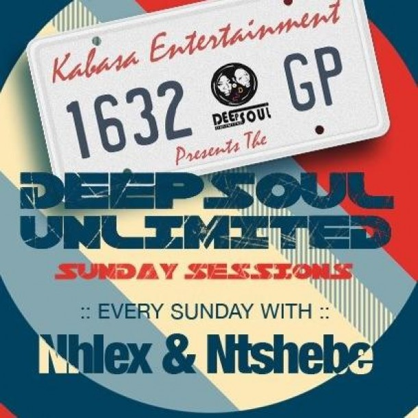 DeepSoul Unlimited Sunday Sessions – Kabasa Lounge