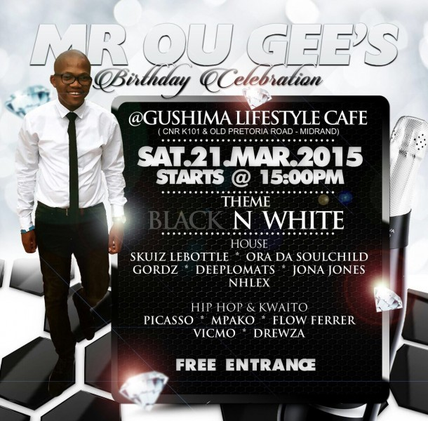 ::MR OU GEE'S BIRTHDAY CELEBRATION::