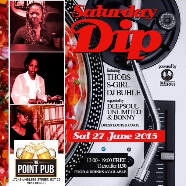 ::Saturday Dip – The Point Pub, 27 June 2015 Vosloorus::