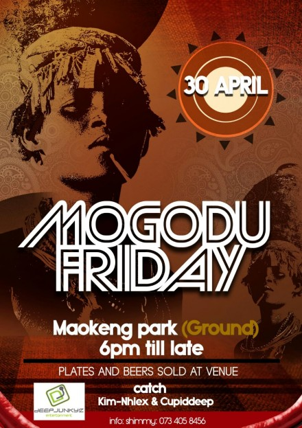 ..::Shimmy's MogoduFriday @Maokeng Ground – 30 April 2016::..